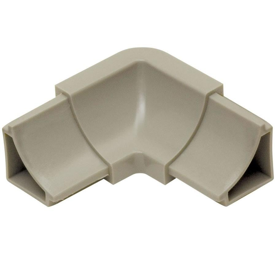 Schluter Systems 1-in W x 2-in L PVC Commercial/Residential Tile Edge Trim