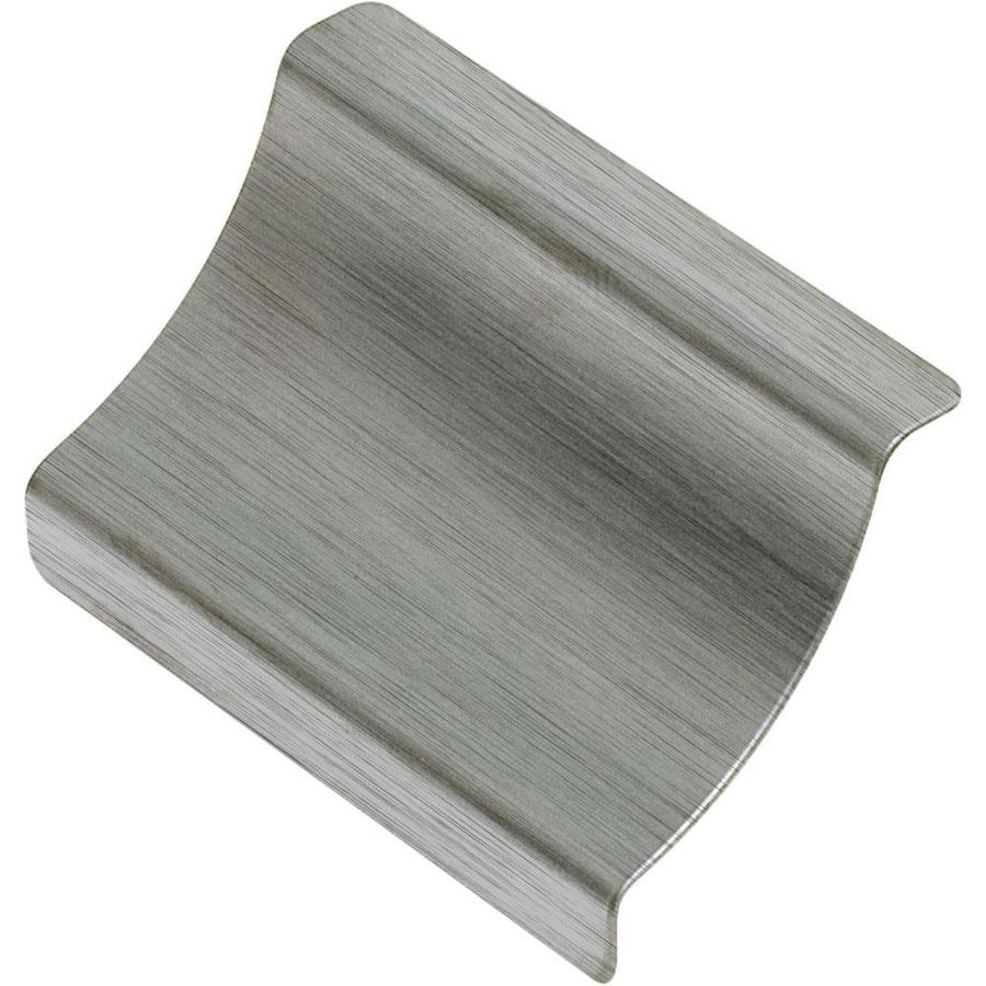 Schluter Systems 1-in W x 2-in L Steel Commercial/Residential Tile Edge Trim