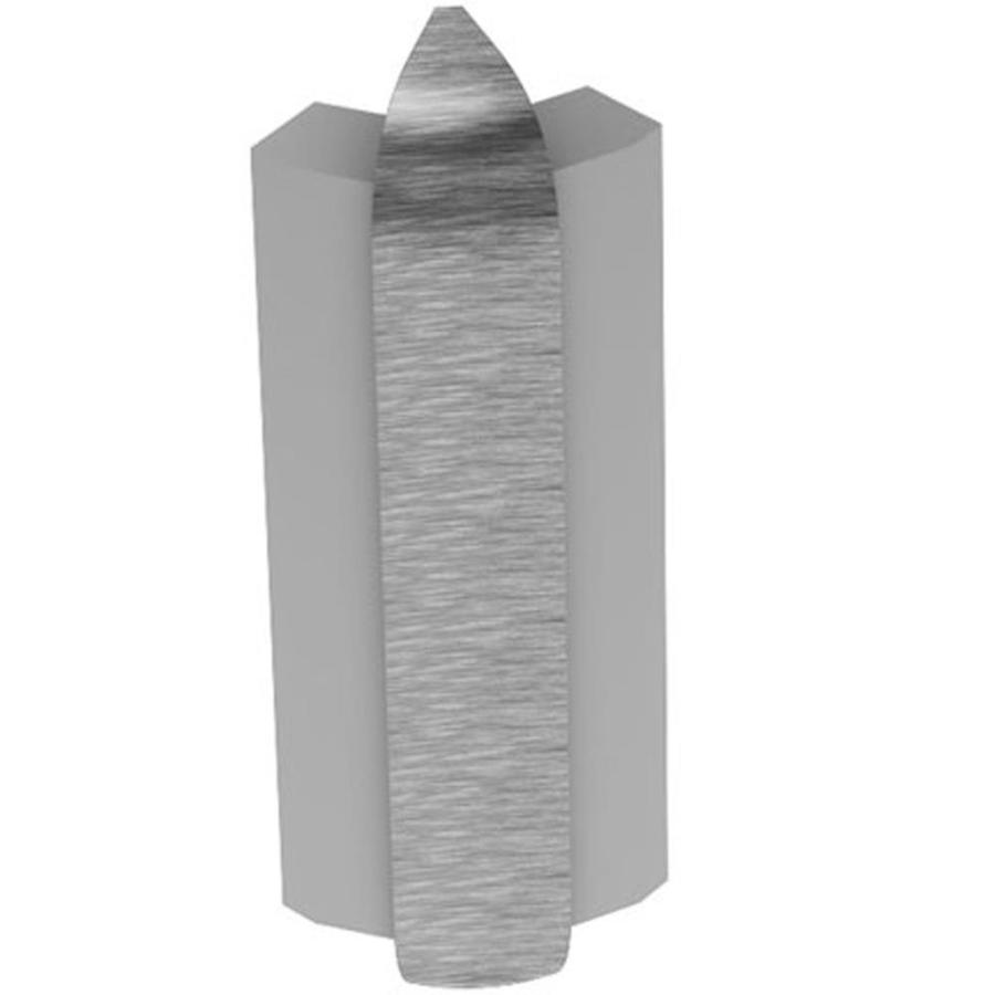 Schluter Systems 0.313-in W x 2.563-in L Aluminum Commercial/Residential Tile Edge Trim