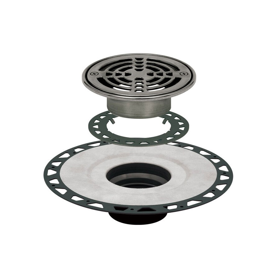 Schluter Systems Stainless Steel Shower Drain