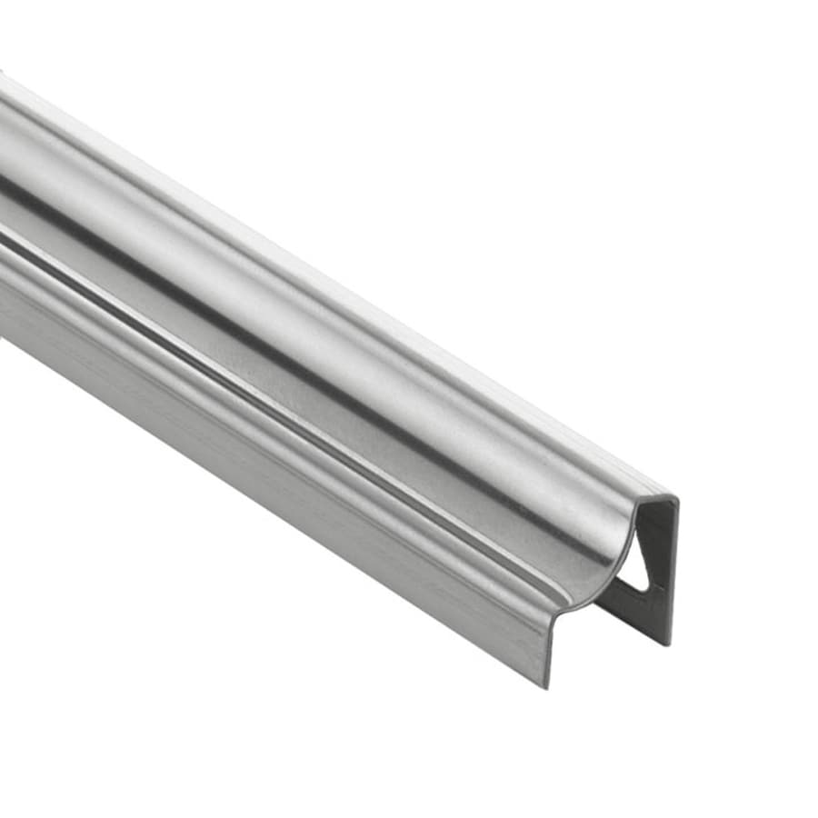 Schluter Systems 0.313-in W x 98.5-in L Steel Commercial/Residential Tile Edge Trim