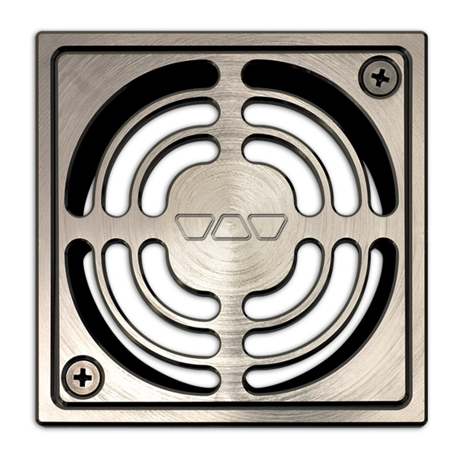 Schluter Systems Silver Anodized Aluminum Grate