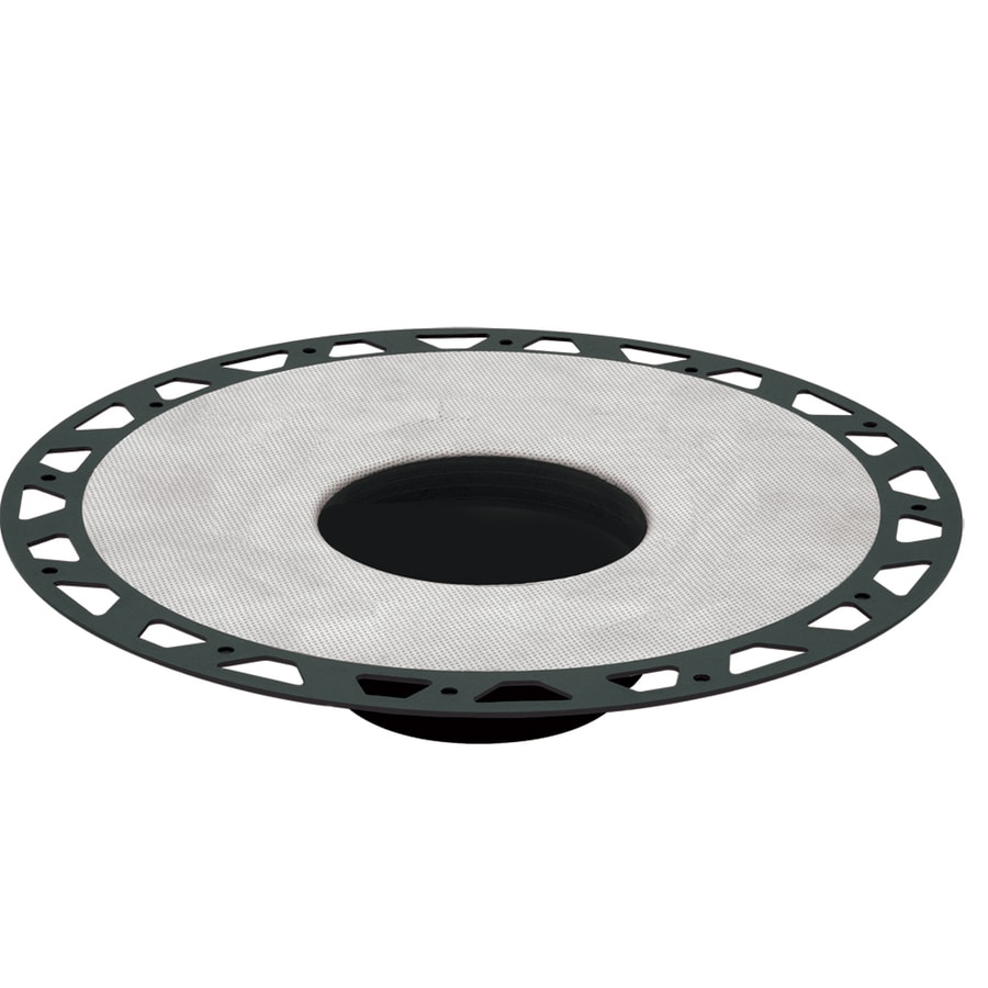 Schluter Systems 2-in Dia Gray ABS Flange