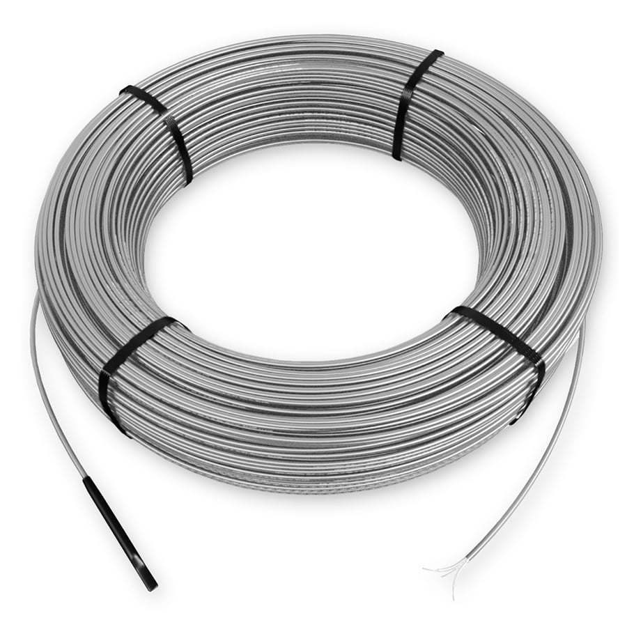 Schluter Systems 0.188-in x 637.2-in Grey 240-Volt Warming Wire