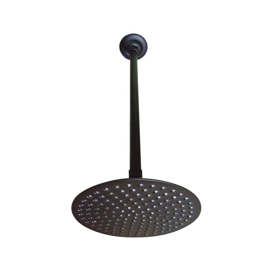 Elements of Design Trimscape 8-in 2.5-GPM (9.5-LPM) Oil-Rubbed Bronze Rain Showerhead