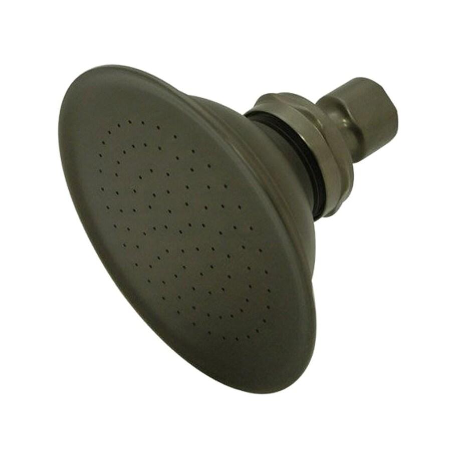 Elements of Design Victorian 4.875-in 2.5-GPM (9.5-LPM) Oil-Rubbed Bronze Showerhead