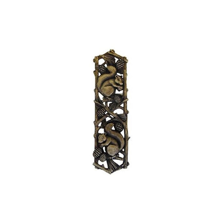 Notting Hill 3-in Center-to-Center Antique Brass Great Outdoors Cabinet Pull