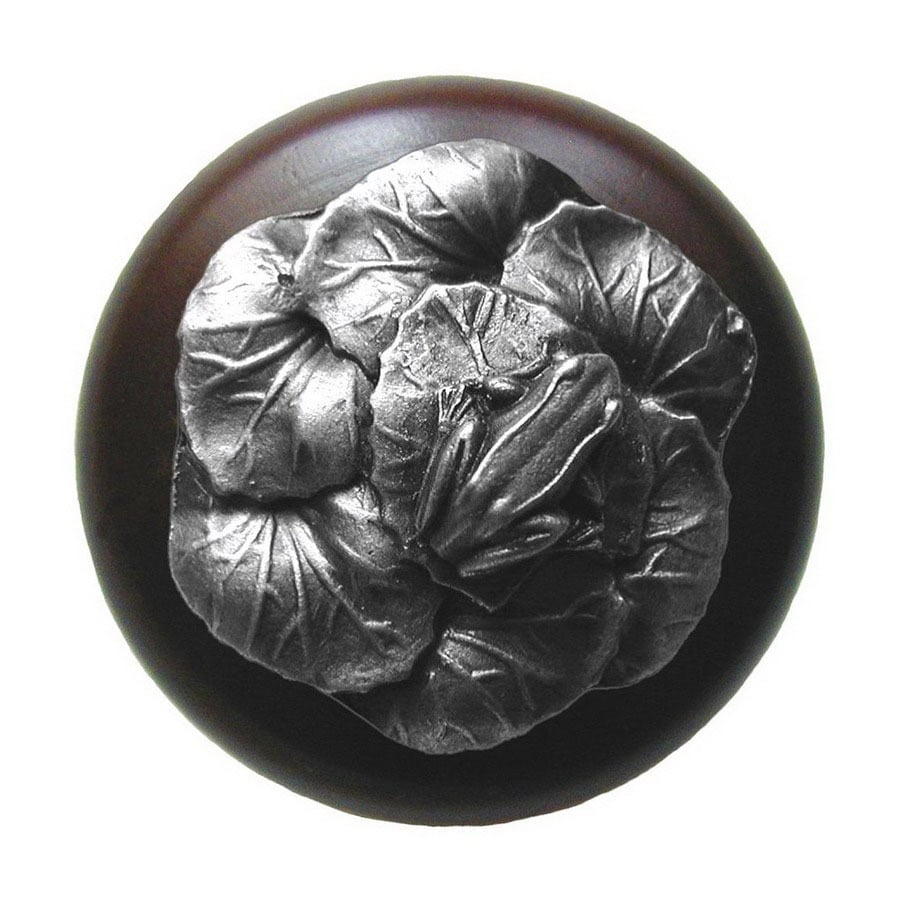 Notting Hill 1-1/2-in Pewter All Creatures Round Cabinet Knob