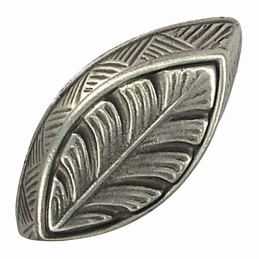 Anne at Home Pacific Dreams Pewter Matte Novelty Cabinet Knob