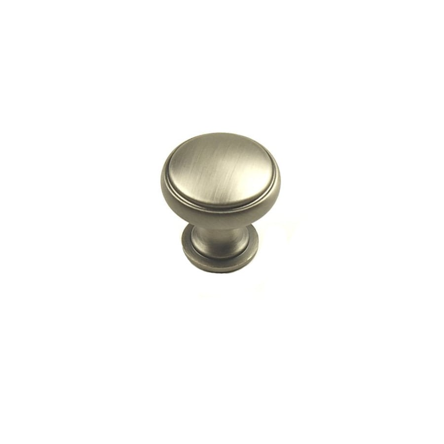Century Hardware Regal Antique Pewter Round Cabinet Knob