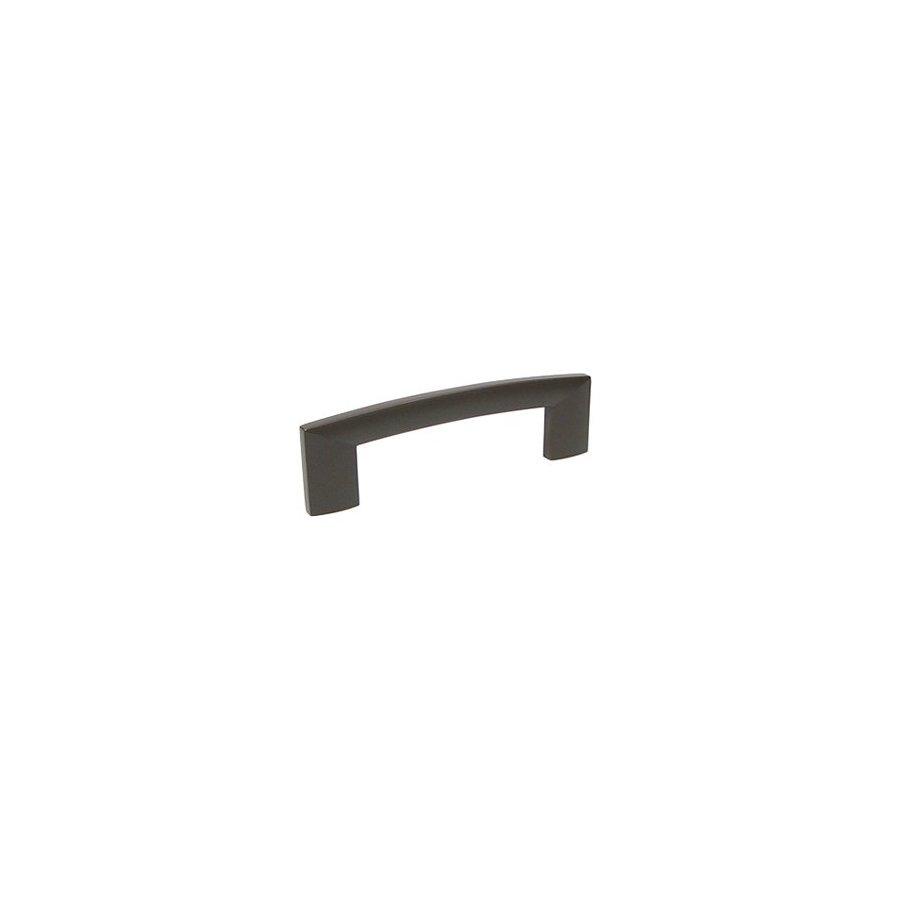 Century Hardware 4-in Center-To-Center Oil-Rubbed Bronze Villon Rectangular Cabinet Pull