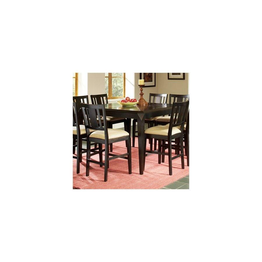 Steve Silver Company Amber Espresso Square Dining Table