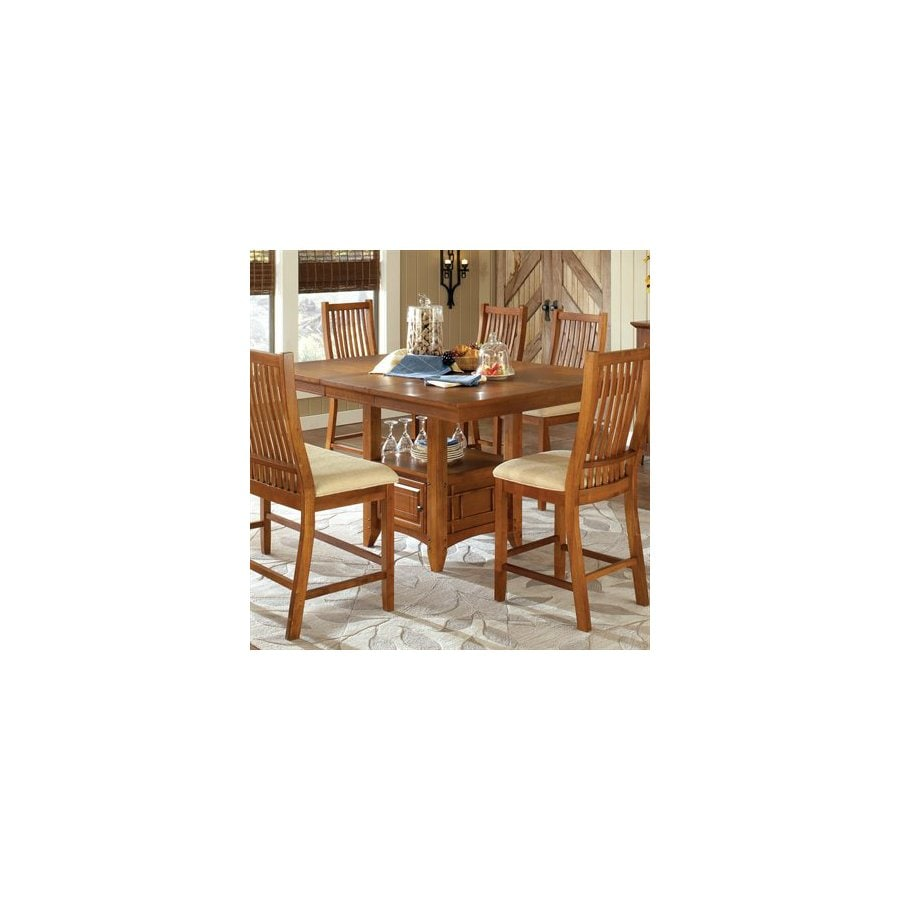 Steve Silver Company Tulsa Cherry Square Dining Table