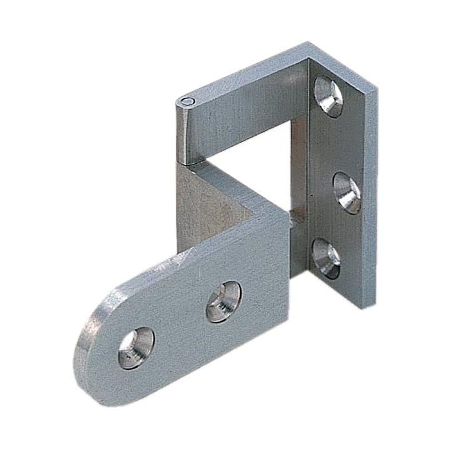 Sugatsune 40mm x 40mm Satin Nickel Cabinet Hinge