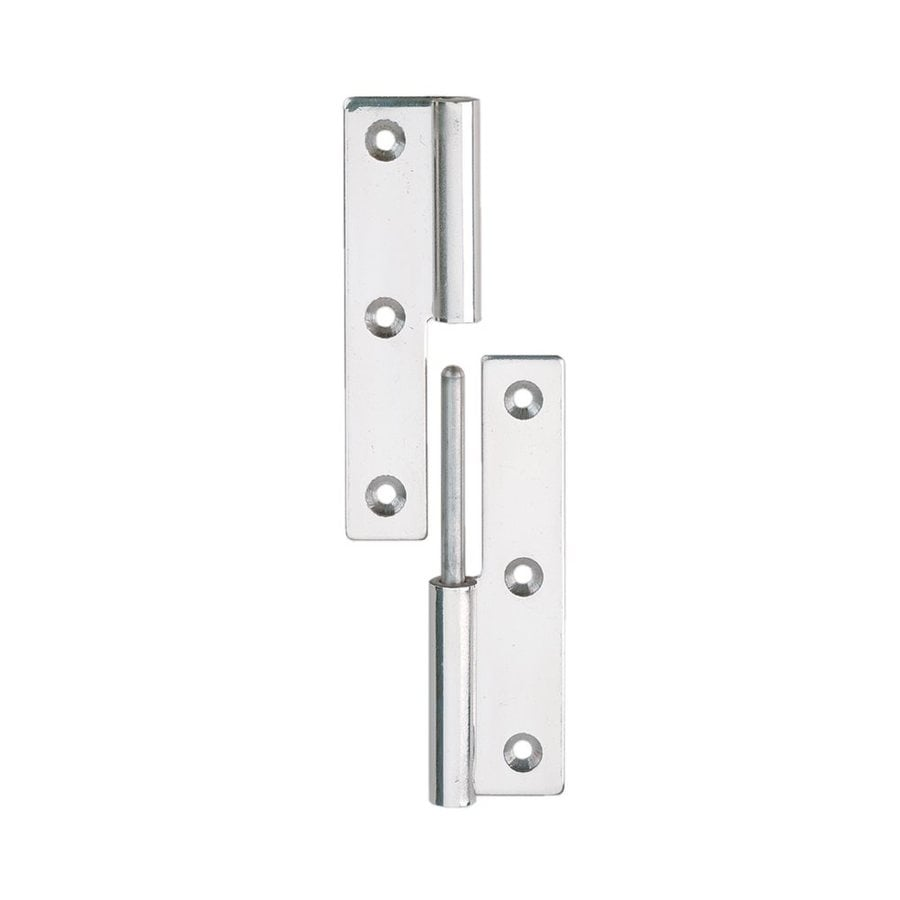 Sugatsune 64mm x 36mm Polished Cabinet Hinge