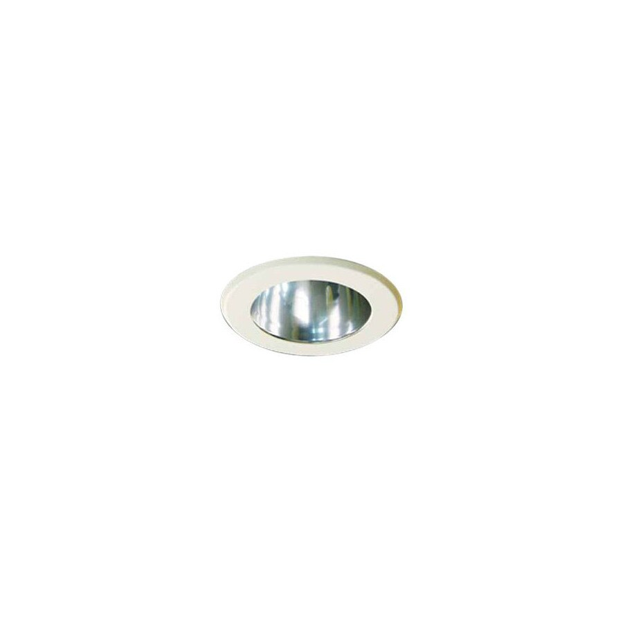Volume International Chrome Open Recessed Light Trim (Fits Housing Diameter: 5-in)