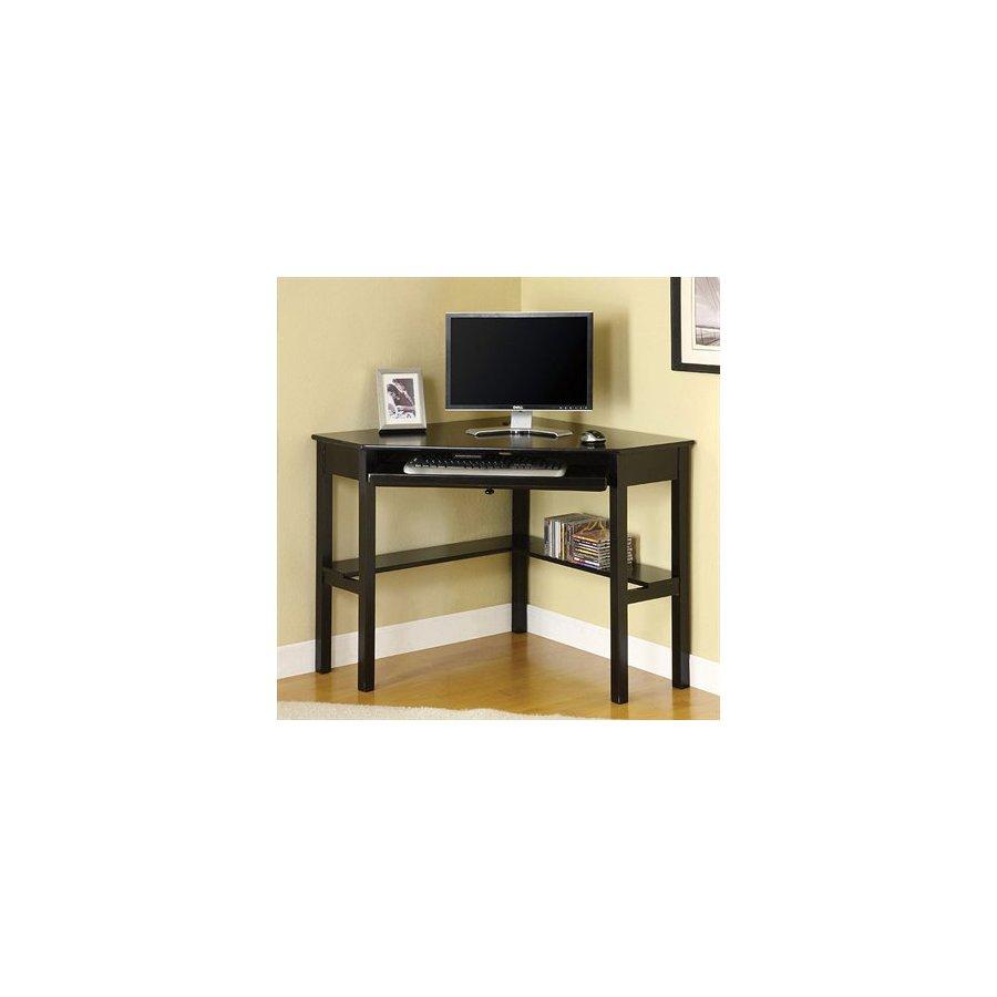 Furniture of America Porto Black Computer Desk