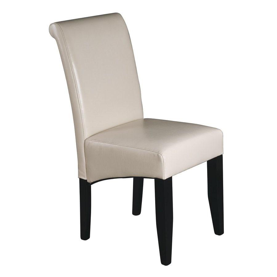Office Star OSP Designs Espresso Dining Chair