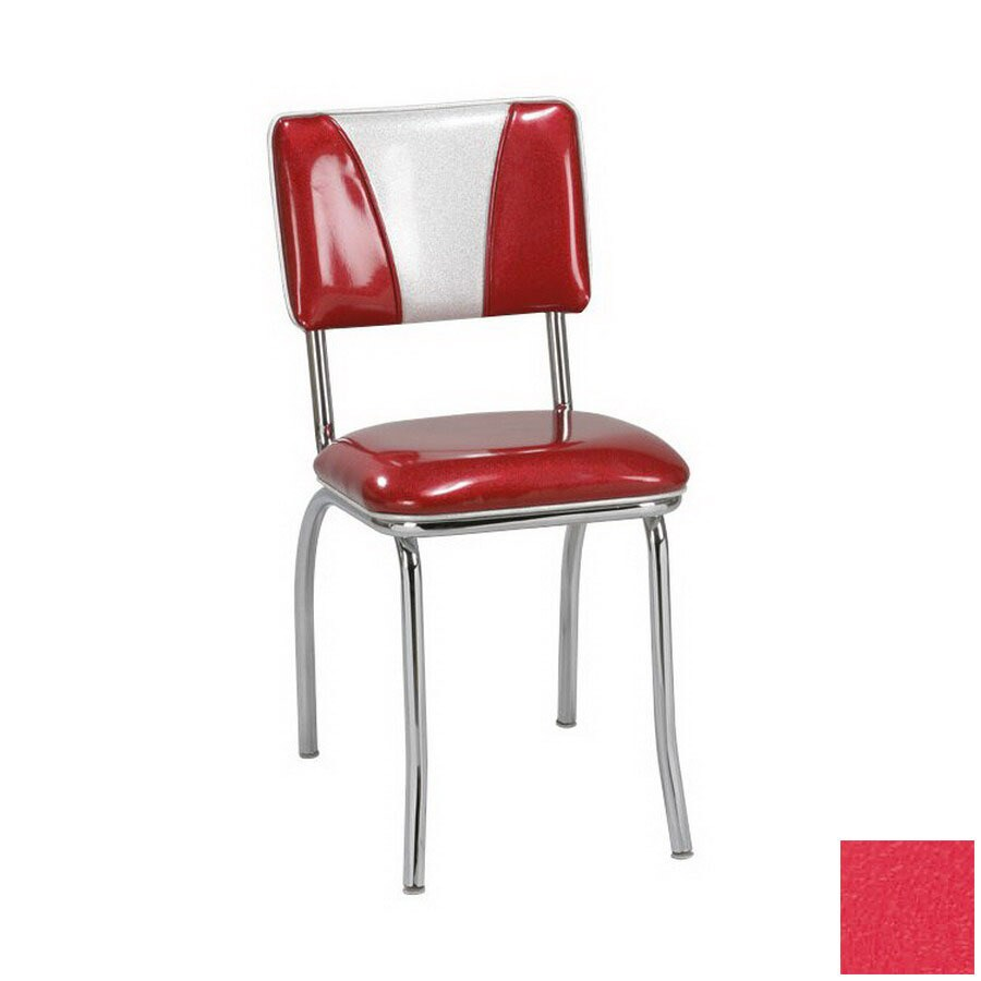 Regal Seating Set of 2 Chrome Side Chairs