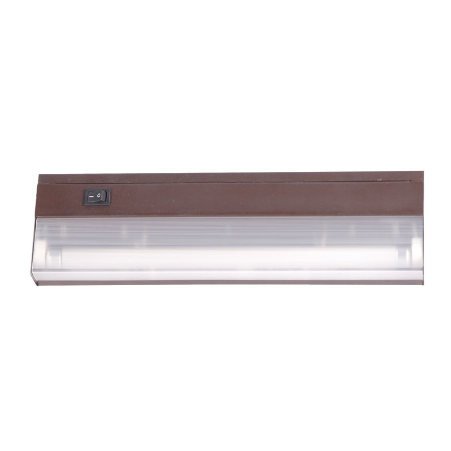 Acclaim Lighting 12-in Hardwired Under Cabinet Fluorescent Light Bar