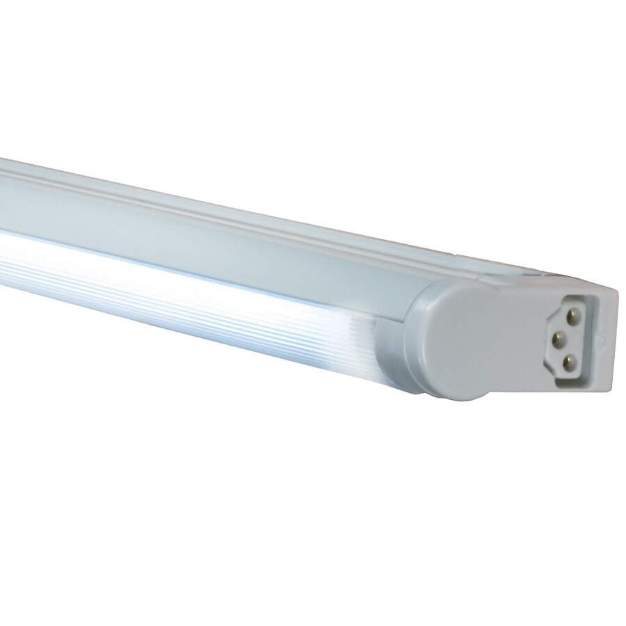 Under counter fluorescent light lithonia lighting energy star plus 19 5 in plug in under cabinet fluorescent light bar at aloadofball Image collections