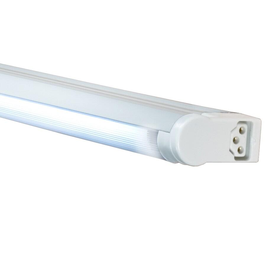 JESCO Sleek Plus 58.25-in Plug-In Under Cabinet Fluorescent Light Bar