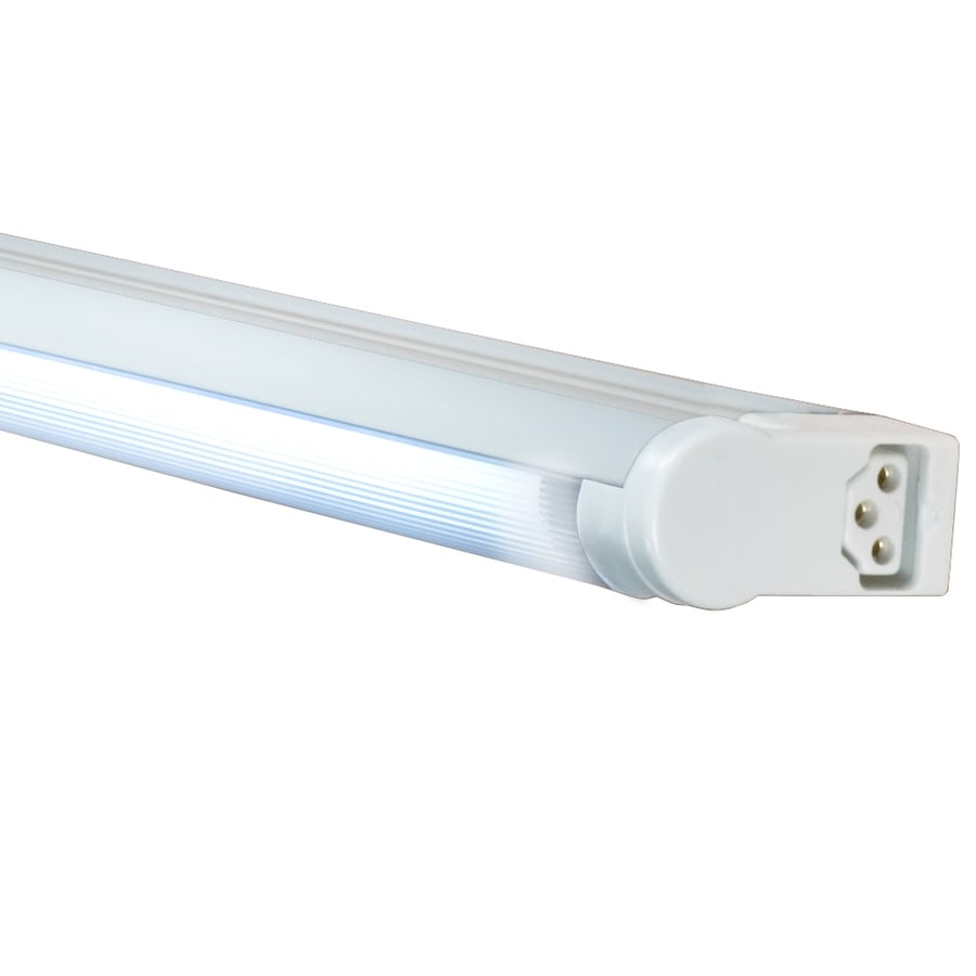 JESCO Sleek Plus 22.875-in Plug-In Under Cabinet Fluorescent Light Bar