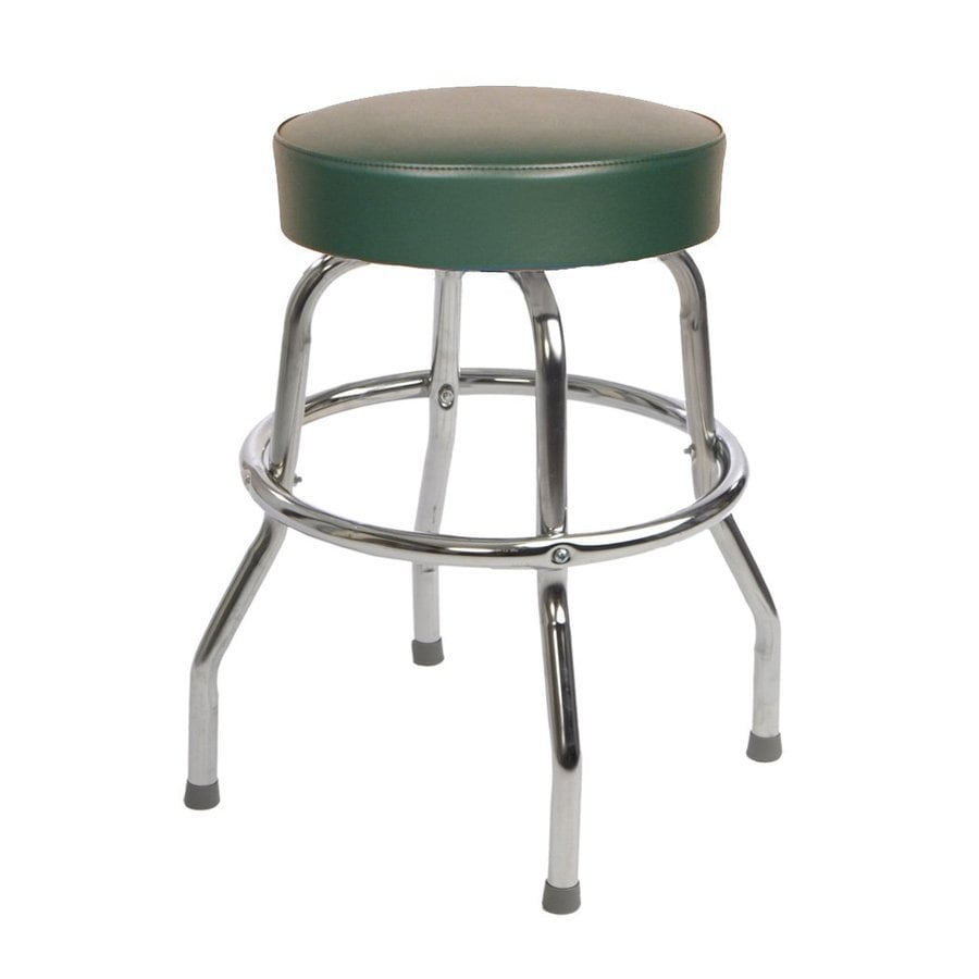 Richardson Seating Floridian Chrome 24-in Counter Stool