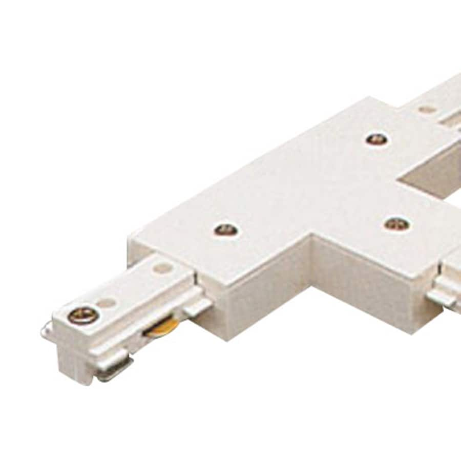 PLC Lighting Linear Mixed Material T-Connector