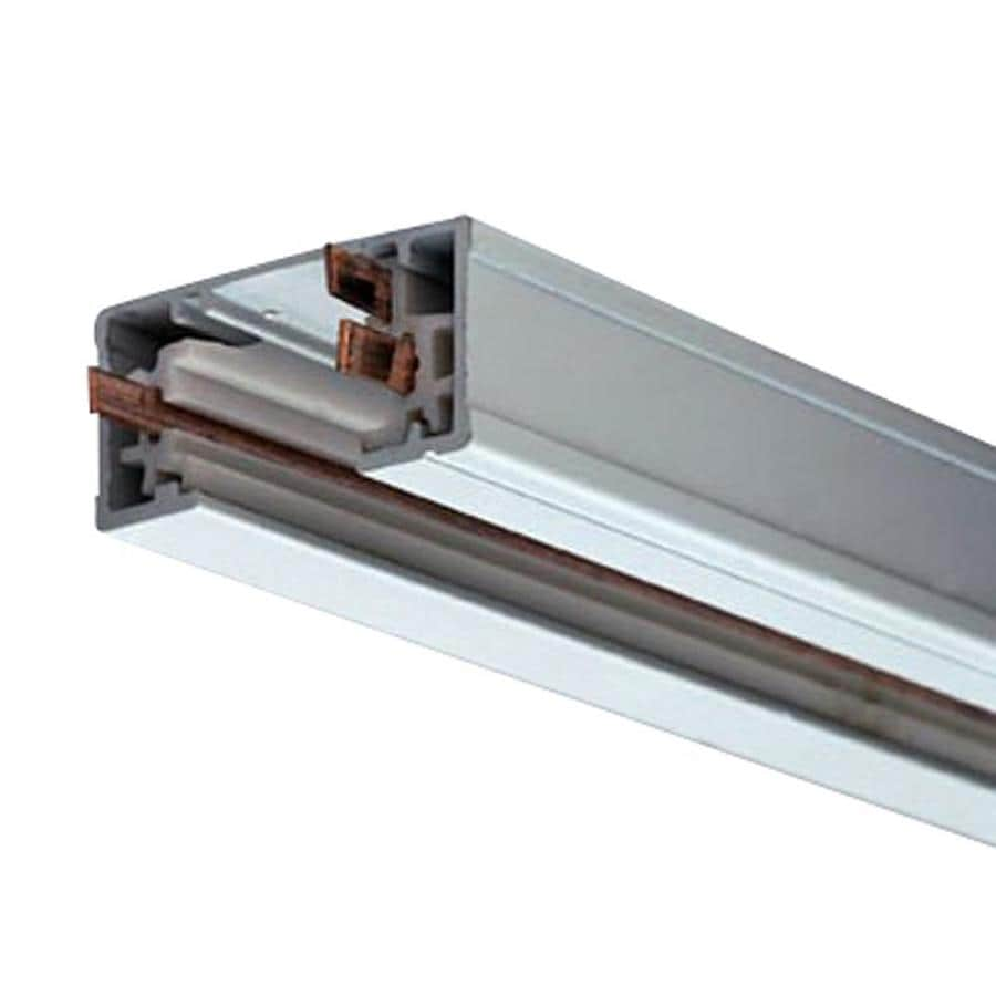 PLC Lighting Black Linear Track Light Track