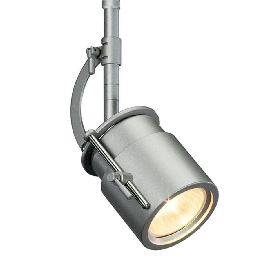 Bruck Lighting Systems Viro 3.5-in Matte Chrome Flush Mount Fixed Track Light Kit
