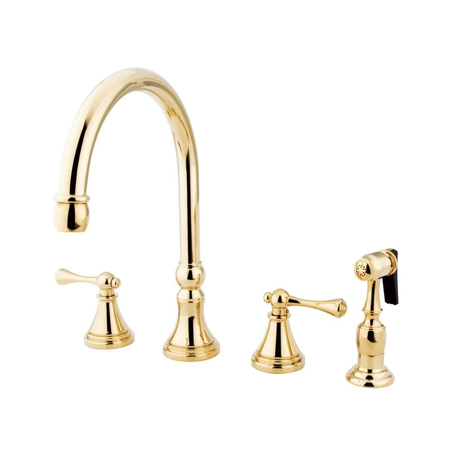Bathroom faucets do more than just adjust temperature and control water flow. They can save you money and set the style of your bathroom. We offer so many bath faucet options, we're confident you'll find the right bath fixture for your needs.
