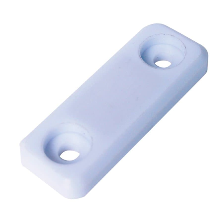 Sugatsune White Cabinet Backplate