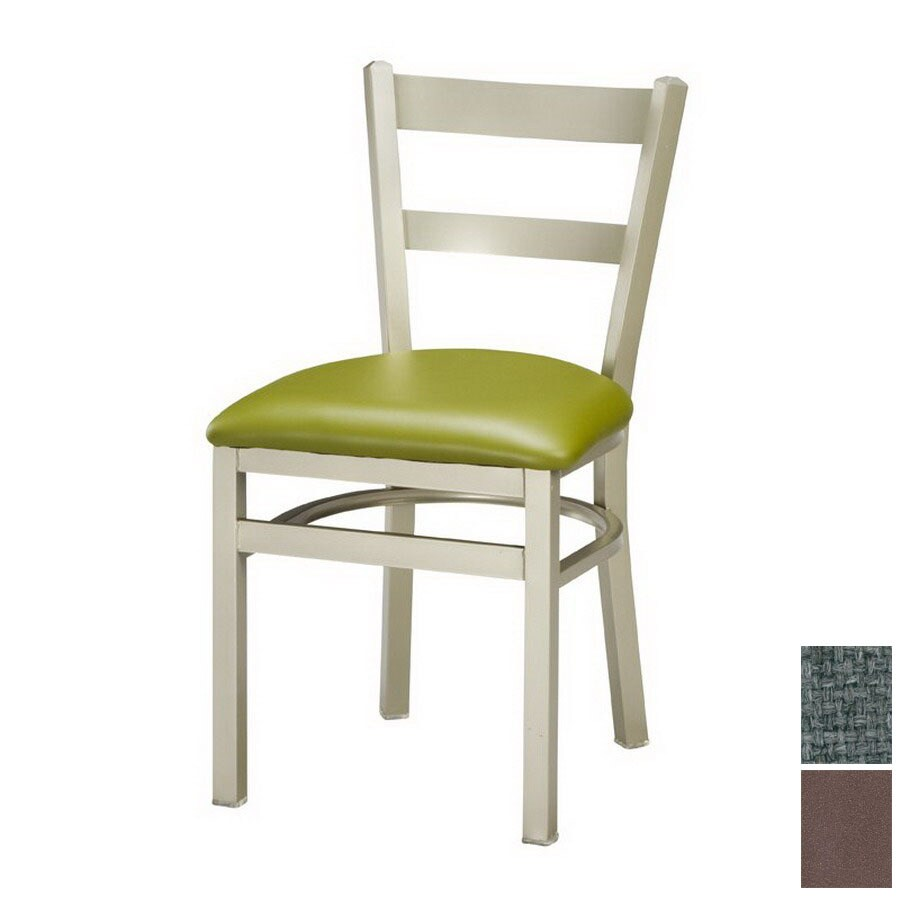 Regal Seating Set of 2 Steel Bronze Dining Chairs