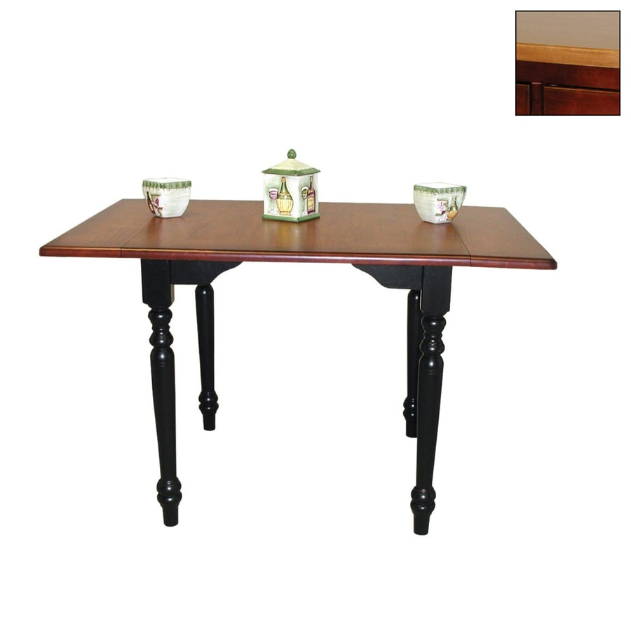 Sunset Trading Sunset Selections Nutmeg and Honey Light Oak Rectangular Dining Table