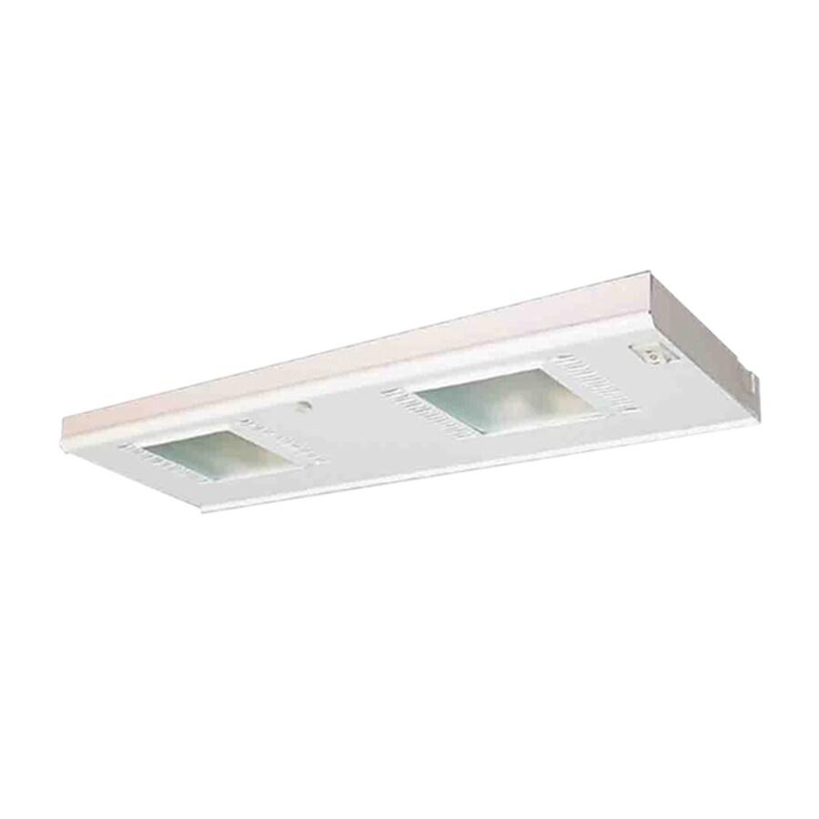 Volume International 16-in Hardwired Under Cabinet Halogen Light Bar