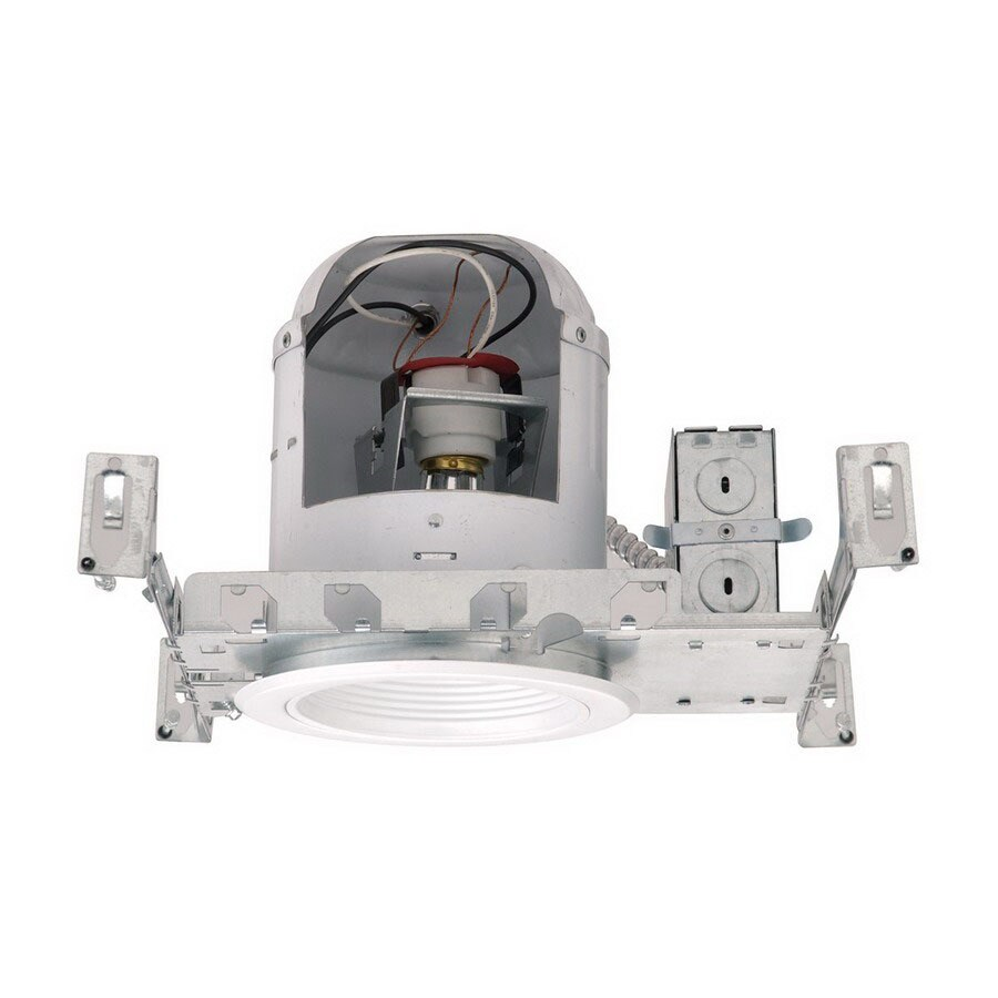 Nicor Lighting 5-in New Construction Recessed Light Housing