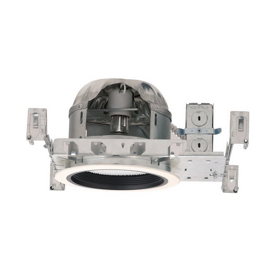 Nicor Lighting 6-in New Construction Shallow Recessed Light Housing