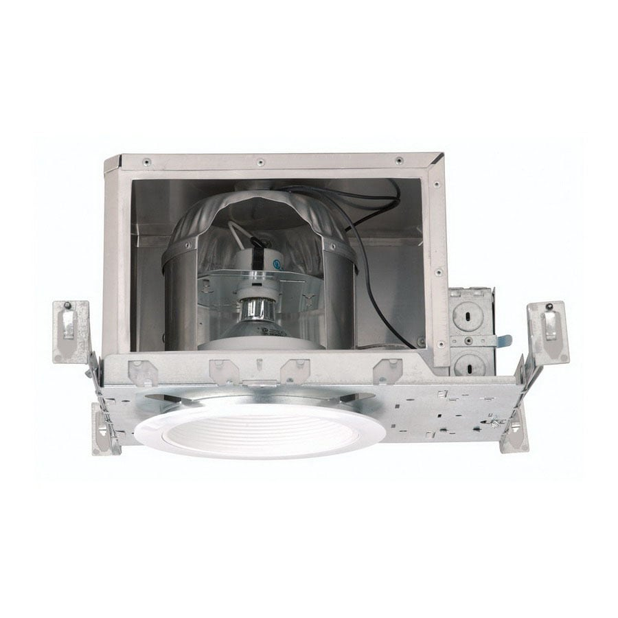 Nicor Lighting 6-in New Construction Airtight IC Recessed Light Housing