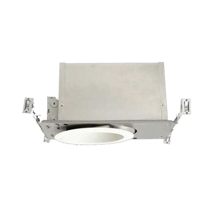 Nicor Lighting New Construction Airtight IC Slope Recessed Light Housing