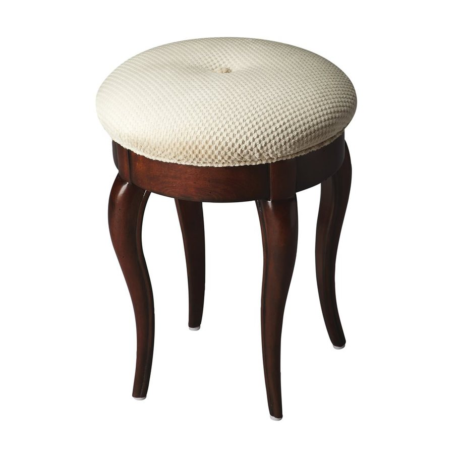Butler Specialty Masterpiece Plantation Cherry 18-in Small Stool