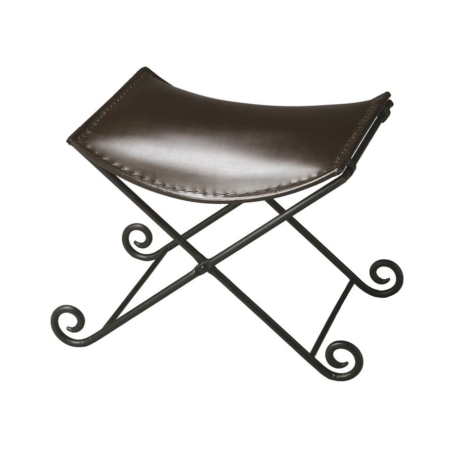 Butler Specialty Metalworks Iron 16.25-in Small Stool