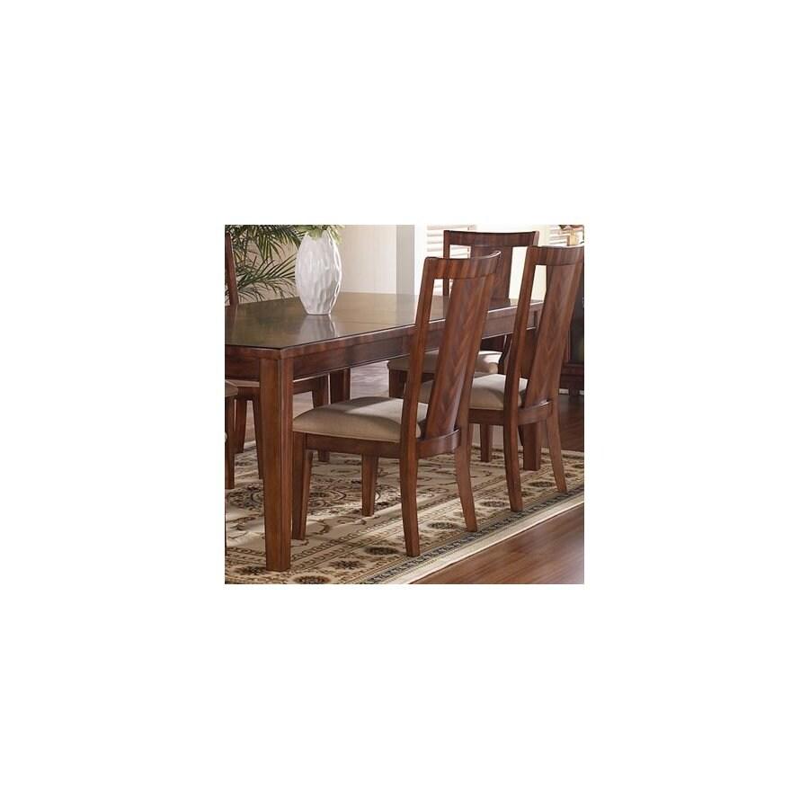 Somerton Home Furnishings Set of 2 Runway Medium Side Chairs