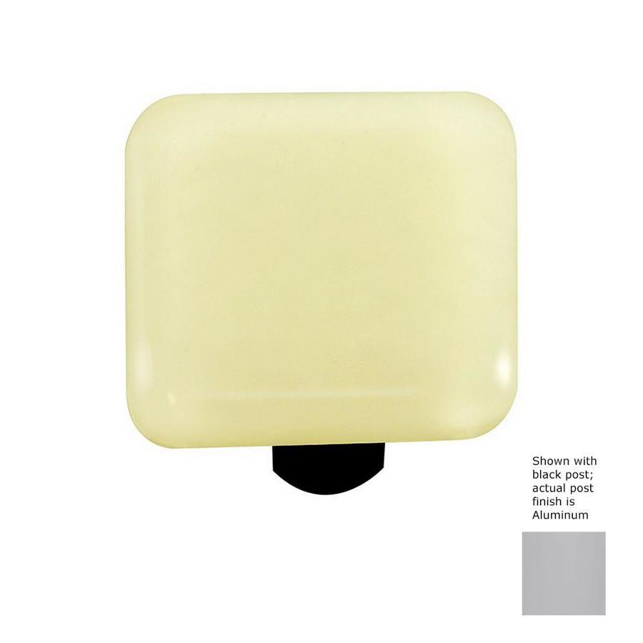 Hot Knobs Solid Aluminum Square Cabinet Knob