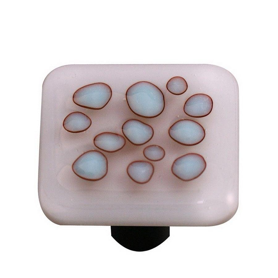 Hot Knobs Reactive Aluminum Square Cabinet Knob