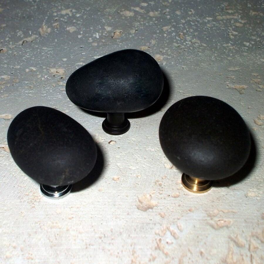 Vine Designs 2-1/2-in Polished Chrome Creekside Creations Novelty Cabinet Knob