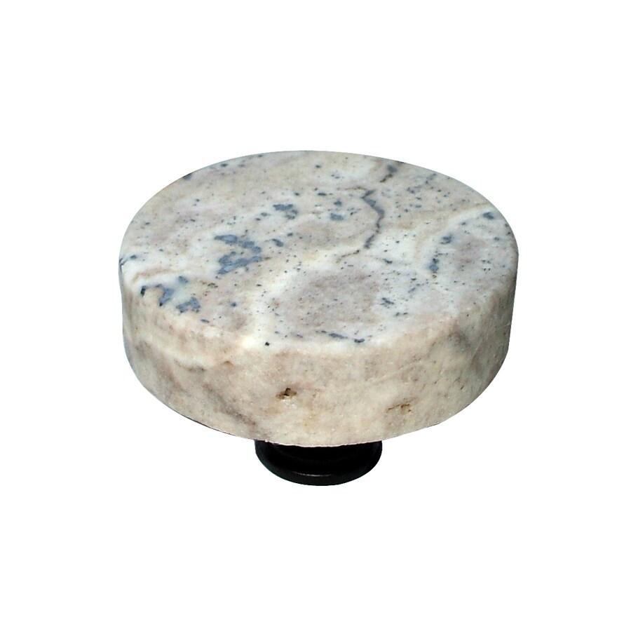 Vine Designs 1-5/8-in Polished Chrome Tuscany Round Cabinet Knob