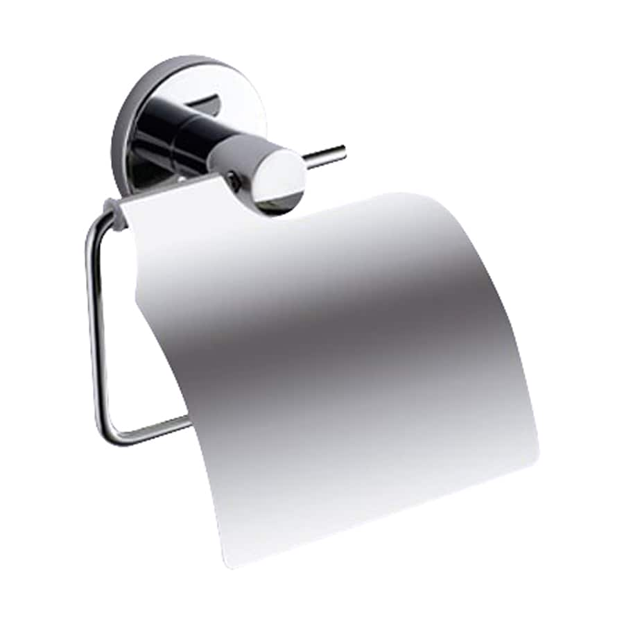 Nameeks Felce Chrome Surface Mount Toilet Paper Holder