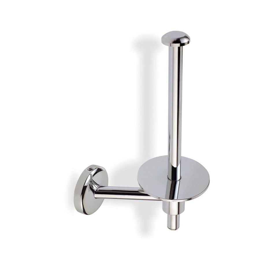 Nameeks Pegaso Chrome Surface Mount Toilet Paper Holder