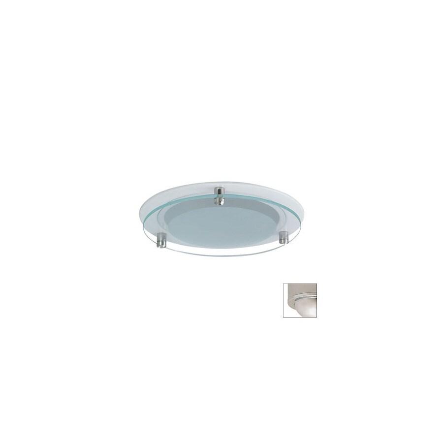 Nora Lighting Chrome Open Recessed Light Trim (Fits Housing Diameter: 6-in)